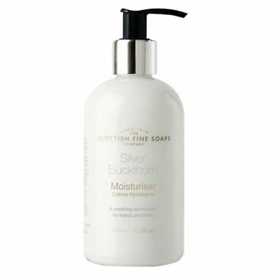 Scottish Fine Soaps Silver Buckthorn Hand & Body Moisturiser