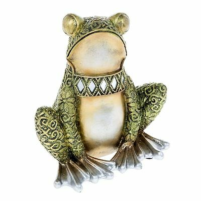Green Jewelled Frog Small JD 50248