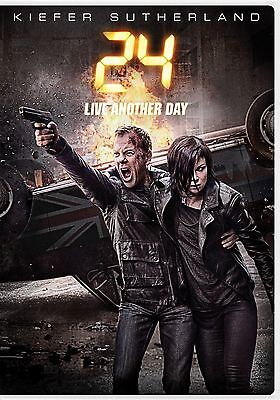24: Live Another Day (DVD, 2014, 4-Disc Set)