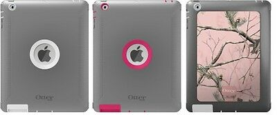 OtterBox Defender Series Case and Stand for iPad 4th Generation, iPad 2 and 3
