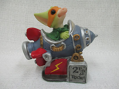 Whimsical World Of Pocket Dragons Defender of the Universe Real Musgrave NIB
