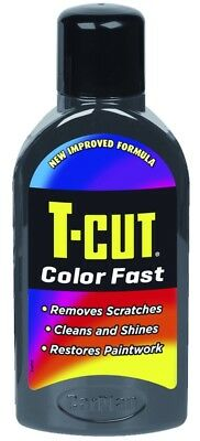 T-Cut Color Fast Grey 500ml - HMW008 -Cleans Shines and restores