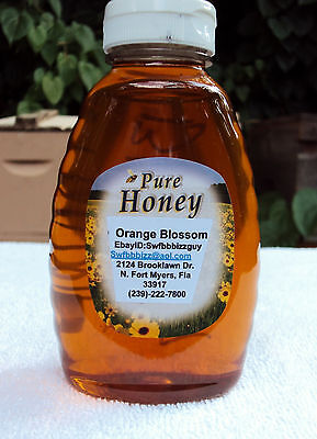 5 LBS RAW, Unfiltered, Unpasteurized Pure Texas Honey  FREE