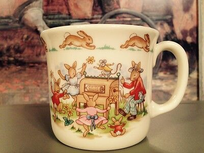 Royal Doulton child's Bunnykins cup