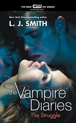 The Vampire Diaries Vol.2 : The Struggle 9780061990762