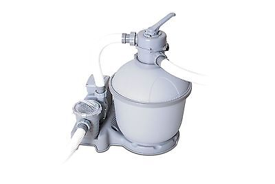 Bestway 2000 gal Clearwater Sand Filter Swimming Pool Pump BW58315