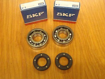 SKF crank crankshaft bearings + seals for Stihl MS290 029 MS310 MS390 039  NEW