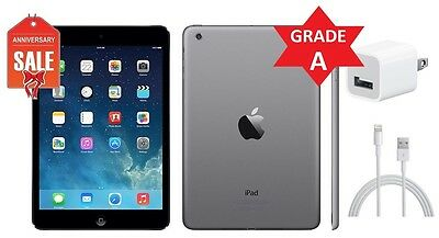 Apple iPad mini 1st Generation 16GB, Wi-Fi, 7.9in - Space Gray - GRADE A (R)
