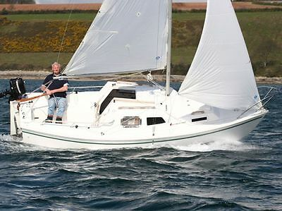 1995 West Wight Potter 19 Sailboat - $12,000