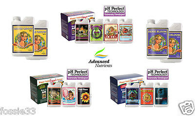 Advanced Nutrients Professionnel Cultivateur Pack - Emballage Complet