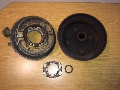 1999-2001 Yamaha Grizzly 600 4x4 OEM Rear Brake Drum Assembly