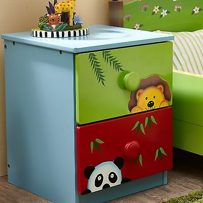 Fantasy Fields by Teamson Sunny Safari 2 Drawer Cabinet