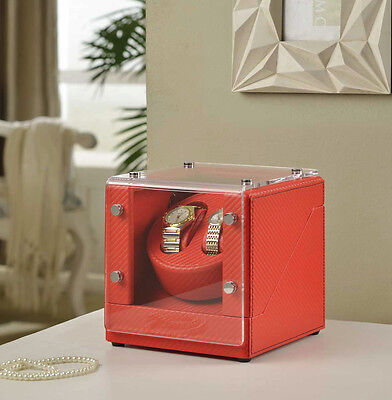 Racing 2 watch winder Red/Red