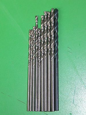 1 1.1 1.2 1.3 1.4 1.5 1.6 1.7 1.8 1.9 Mm Hss Twist Drill Set (Total 10Pcs)