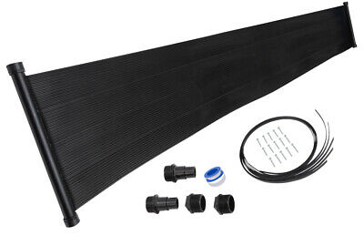 1-2'X20' SunQuest Solar Swimming Pool Heater with Roof/Rack Mounting Kit