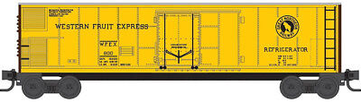 Micro-Trains MTL Z-Scale 51ft Mechanical Reefer Western Fruit Express/WFE #805