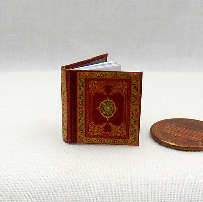 THE SECRETS OF THE TAROT Miniature Dollhouse 1:12 Scale Illustrated Book