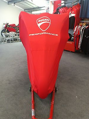 Genuine Ducati Performance Indoor Bike Dust Cover, Panigale, 899 1199 1299 1098