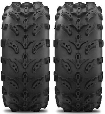 Pair of Interco Swamp Lite 25x10-12 (6ply) ATV Tires (2)