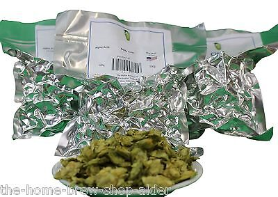 Mosaic Hops 3 x 100g =300g - Foil Vacuum Packed - Home Brewing - Dried Hops • EUR 23,50