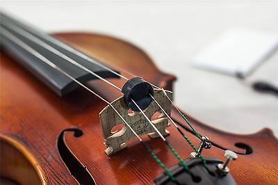 High Quality New Lightweight Rubber Acoustic Violin Viola Mute Free Shipping