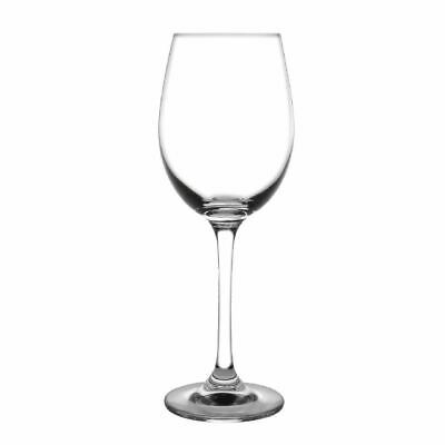 Pack of 6 Olympia Modale Crystal Wine Glasses 320ml