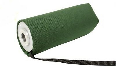 Green Canvas Dummy with Streamer for Dummy Launcher Gun Dogs Shooting Hunting