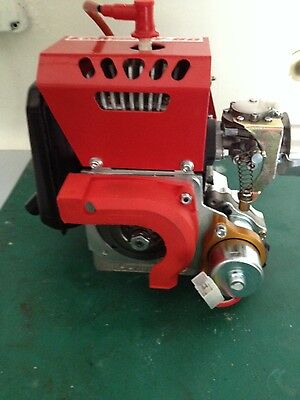 Comer W80 Engine With Electric Starter,new Model