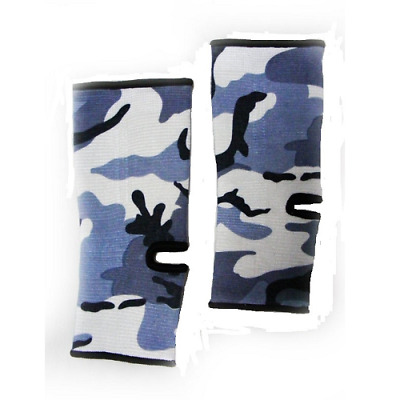 ACE Camo Ankle Supports MARTIAL ARTS MUAY THAI KICK BOXING MMA UFC ANKLE GUARDS