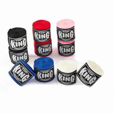 TOP KING MUAY THAI BOXING Professional Handwraps Hand Wraps