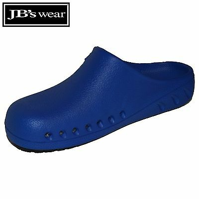 JB's Wear Slip Resistant Chef Hospitality Student Clog [ALL SIZES]