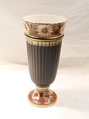 HANDPAINTED VASE, MADE IN PORTUGAL, OAL, NO. 2083