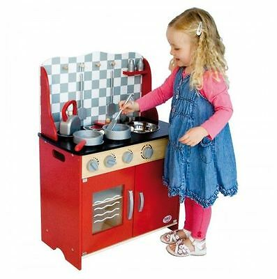 TIDLO TOY KITCHEN STATION - FREE Next Day Delivery Available
