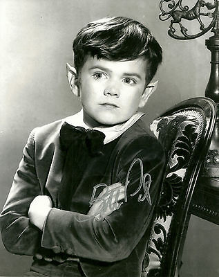 Butch Patrick Hand Signed 8x10 Photo The Munsters Eddie Munster Autograph