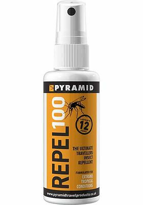 Trek 100 (formerly Repel 100) Deet Insect Repellent - 60ml