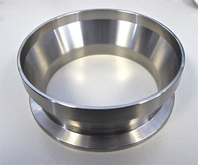 "Stainless Steel 3""-3.5"" V-Band Adapter"