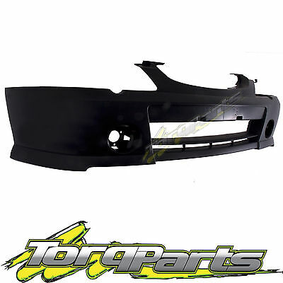 Front Bumper Bar Suit Holden Vy Commodore Ss V8 S Pac Plastic Cover