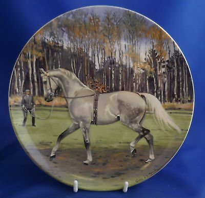 Spode Noble Horse Collector Plate - Hanoverian
