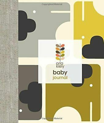 Orla Kiely Baby Journal (Baby Record Book) by Orla Kiely (Spiral-bound)