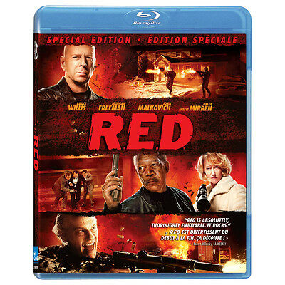 Red (Special Edition)(Blu-ray/Bilingual)