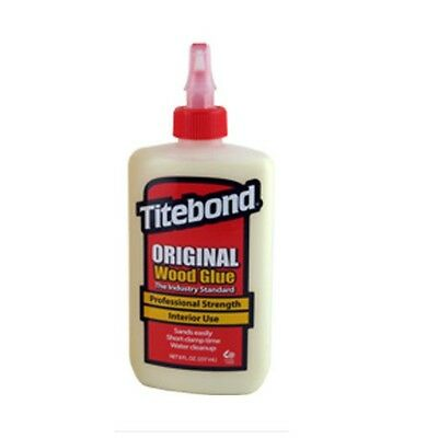 Genuine Titebond Original Wood Glue 118ml 5oz