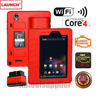 LAUNCH X431 5C Wifi/Bluetooth Tablet Diagnostic Tool Free Europe software