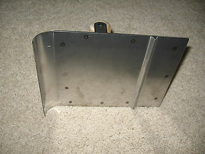 "Stainless Steel Edger/Groover 3/4"" radius - Concrete Tool Made in the USA"