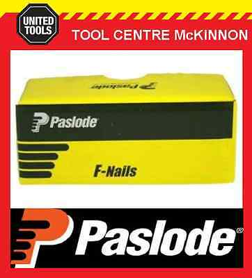 PASLODE 50mm F NAILS (JF 2.5/50) GALVANISED CHISEL POINT – BOX OF 1000