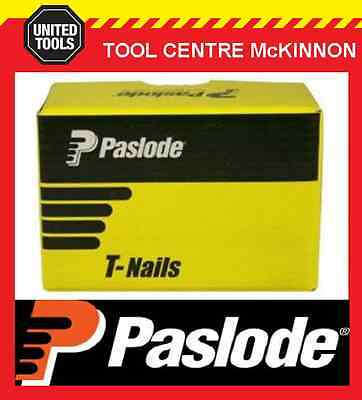 PASLODE 65mm T NAILS (JT 2.5/65) GALVANISED CHISEL POINT – BOX OF 1000