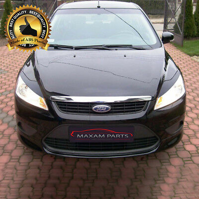 -= FORD FOCUS 2008 - 2010 Headlamps Lids Brows Eyebrows Eyelids = ABS =-