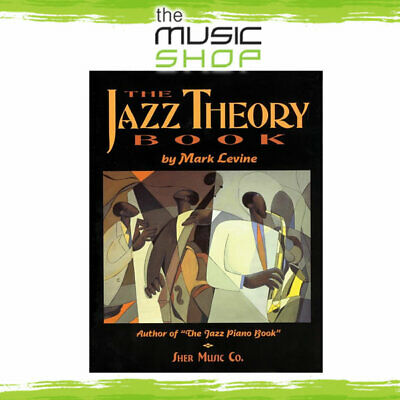 New 'The Jazz Theory Book' - Instructional Music Theory