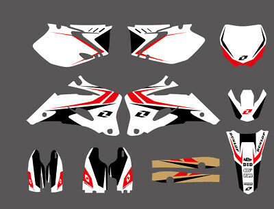 Graphics & Backgrounds Decals Fit For Yamaha Yz250F Yz450F Yzf 06 2007 08 09
