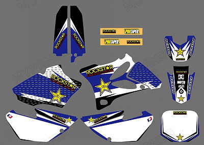 Graphics Decals For Yamaha Yz85 02 03 04 05 06 07 2008 09 10 11 12 13 14