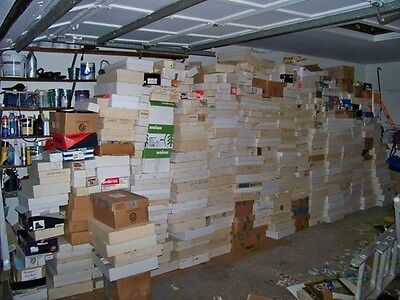 BIG HUGE LOT - 5000+ NHL Cards - Jersey/Stars/Rookies/HOF
